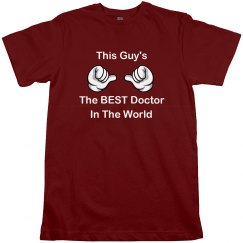 Best Doctor Tee