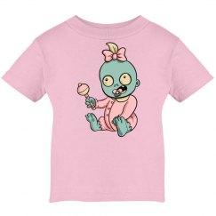 Baby Zombie Girl