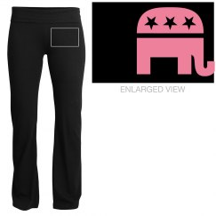 elephant sweat pants