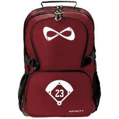 Softball Fan Backpack