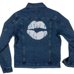 Cute Ladies Demin Jacket