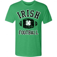 Irish Football Sports Fan