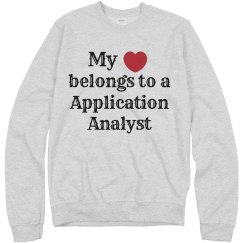 Application Analyst