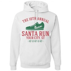 Warm Santa Run This Year