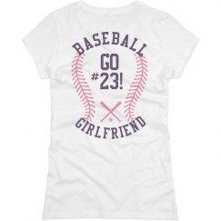 Baseball Girlfriend Pink