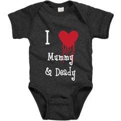 Mummy & Deady