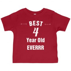 Best 4 year old everrr