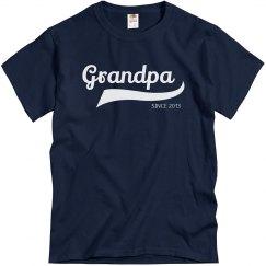 Grandpa since 2013