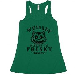 Frisky Whiskey Girl 3