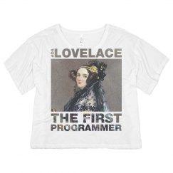 Ada Lovelace Was First