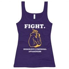 Fight Lymphoma Tank