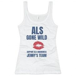 ALS Gone Wild  Tank