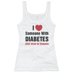 Love Someone W/  Diabetes
