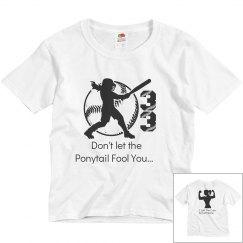 Ponytail Softball
