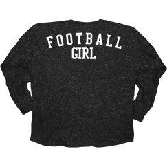 Football Fan Girl Jersey