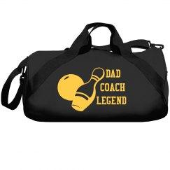 Bowling Duffle Bag