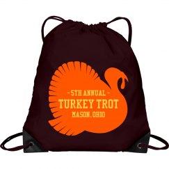 Custom Turkey Trot Bag