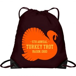 Custom Turkey Trot Bag