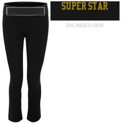 SuperStar Gymnastics pant