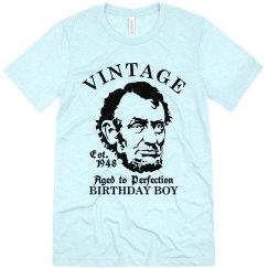 Birthday Boy 1948