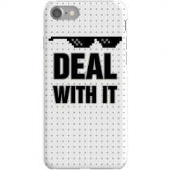 Deal With It iPhone Case