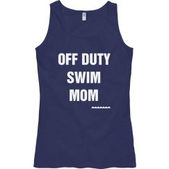 Off duty swim mom