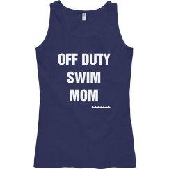 Off duty swim mom