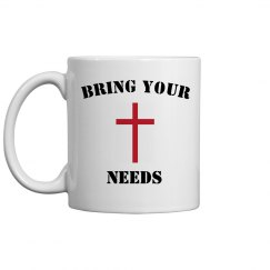 Bring your needs