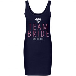 Trendy Team Bride