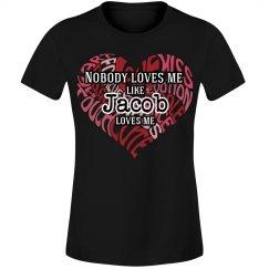 Love me like Jacob