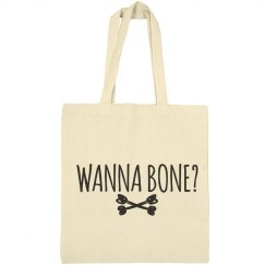 Wanna Bone Halloween Tote