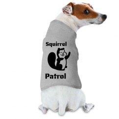 Squirrel Patrol Dog