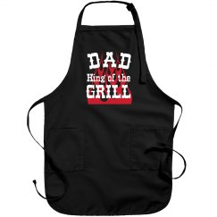 Dad King of the Grill BBQ