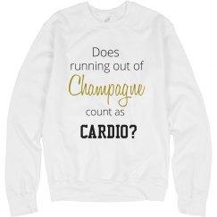 Champagne Sweater