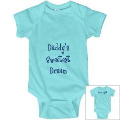 Daddy's sweetest (boy)