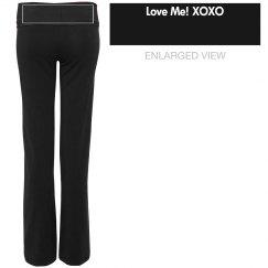 Love Me! XOXO Yoga Pants