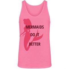 Mermaids Are Better