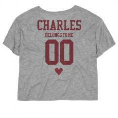 Charles belongs to me