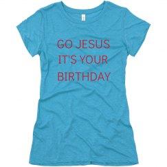 Go Jesus