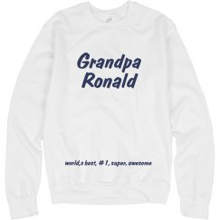 grandpa ronald