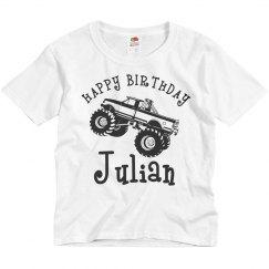 Happy Birthday Julian!