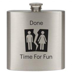 Divorce Flask