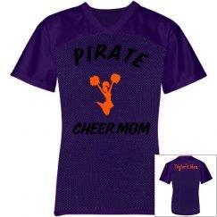 pirate cheer mom