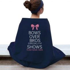 A Cheerleader's Motto