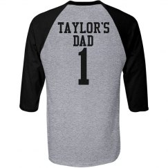 Father's Day Gift  Team Tee