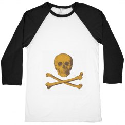 Skull  And Bones Tee
