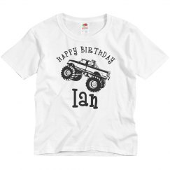 Happy Birthday Ian!