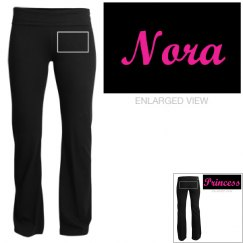Nora, yoga pants