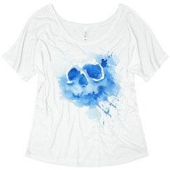 skull fashion tee