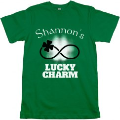 My Lucky charm his